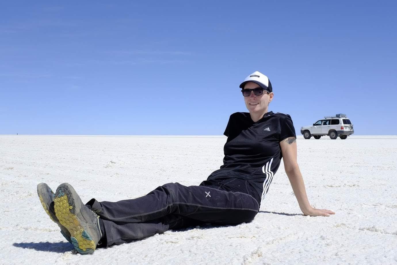 Alexandra Bolivien