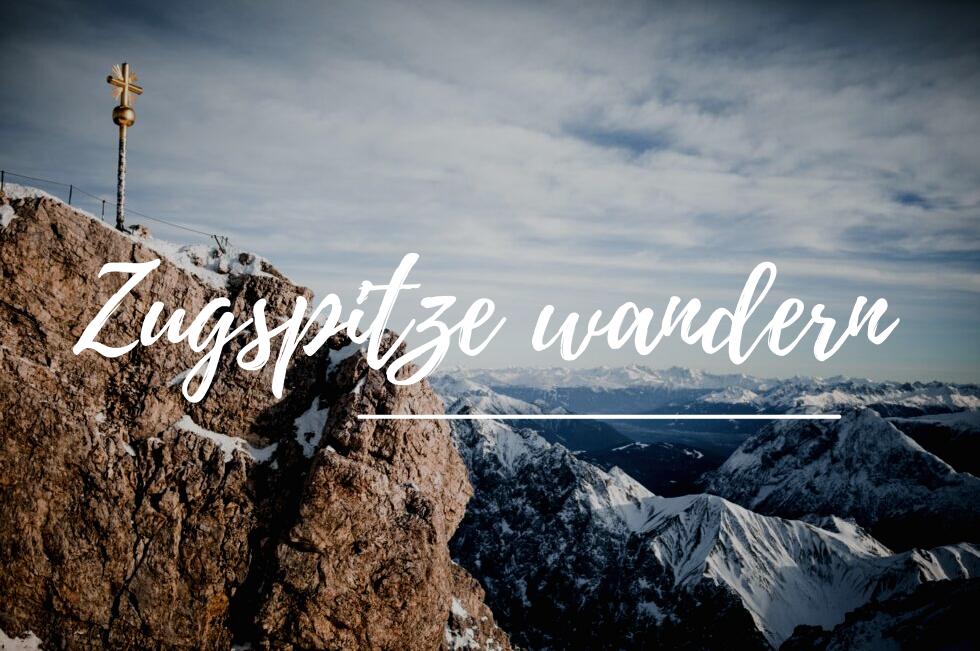 Zugspitze wandern
