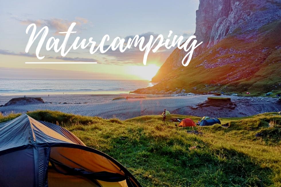 Naturcamping – 101 magische Plätze in Deutschland und Europa