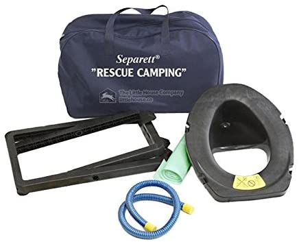 Separett Rescue 25 Campingtoilette