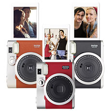 instax mini 90 Neo Classic Sofortbildkamera