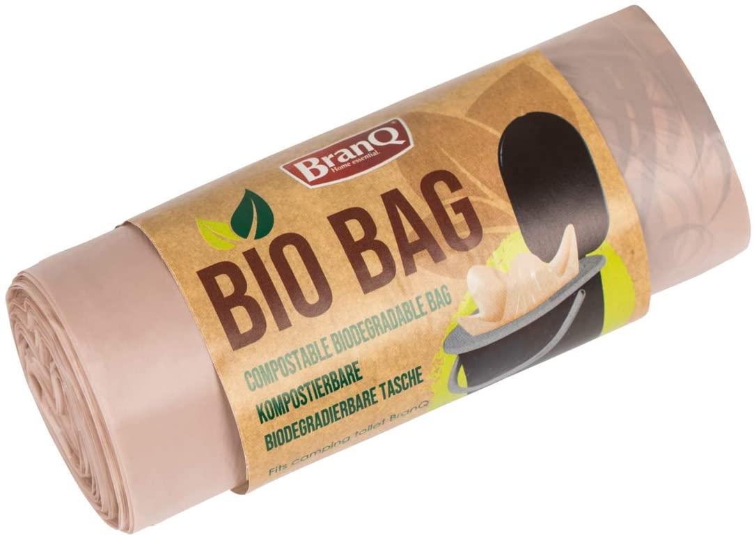 kompostierbare Müllbeutel trenntoilette