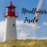 Name der nordfriesischen Inseln